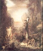 Hercules and the Lernaean Hydra Gustave Moreau