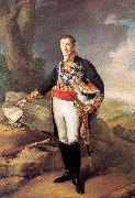 The Duke of Infantado Portana, Vicente Lopez