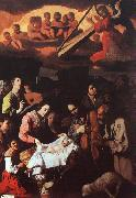 The Adoration of the Shepherds ZURBARAN  Francisco de