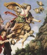 The Assumption of Mary Magdalen into Heaven (mk08) Domenichino