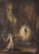 The Apparition (mk19) Gustave Moreau