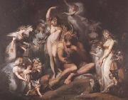 Titania and Bottom (mk08) Henry Fuseli