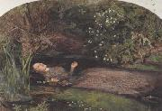 Ophelia (mk28) Sir John Everett Millais