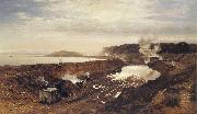 The Excavation of the Manchester Ship Canal Benjamin Williams Leader