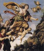 The Assumption of Mary Magdalen into Heaven Domenichino
