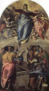 Assumption of the Virgin El Greco