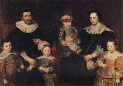 The Family of the Artist Frans Francken II