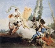 Recreation by our Gallery Giambattista Tiepolo