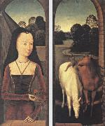 Recreation by our Gallery Hans Memling