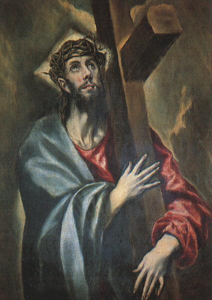 El Greco Christ Carrying the Cross