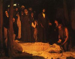 Henry Ossawa Tanner The Raising of Lazarus