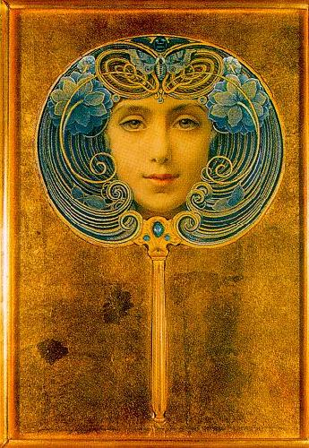 Louis Welden Hawkins Mask