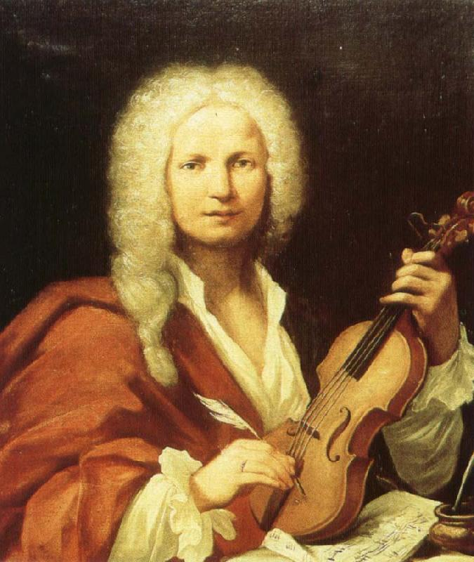 charles de brosses Violinist and composer Antonio Vivaldi