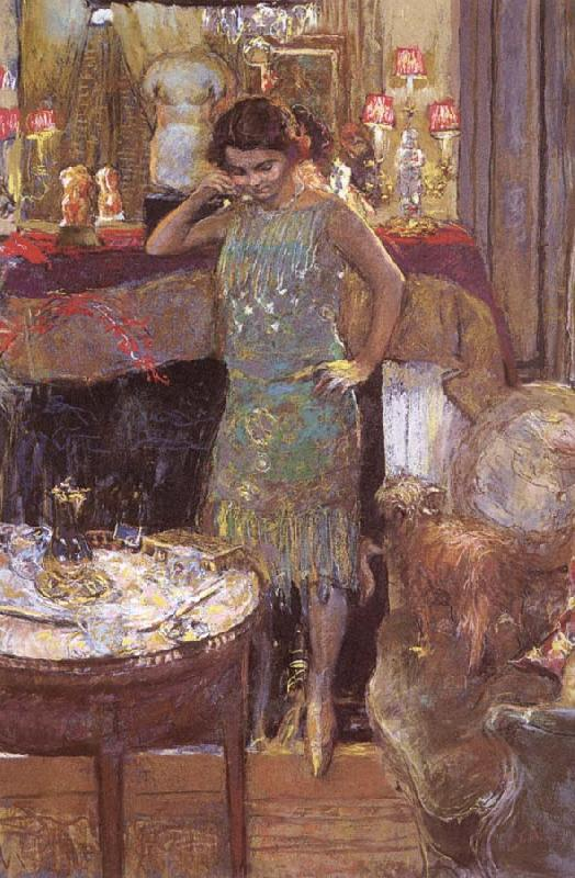 Edouard Vuillard Obama dish pool