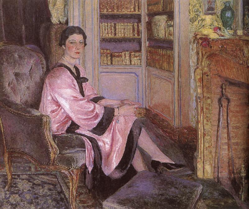 Edouard Vuillard Paintings Edouard Vuillard Mrs Henry