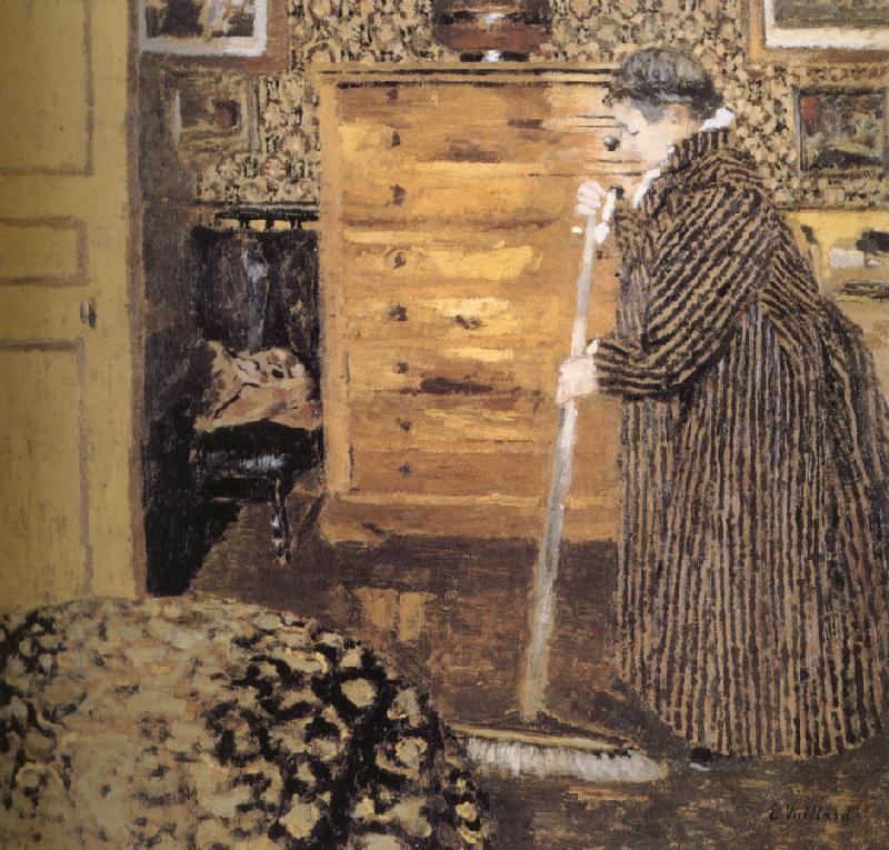 Edouard Vuillard The woman