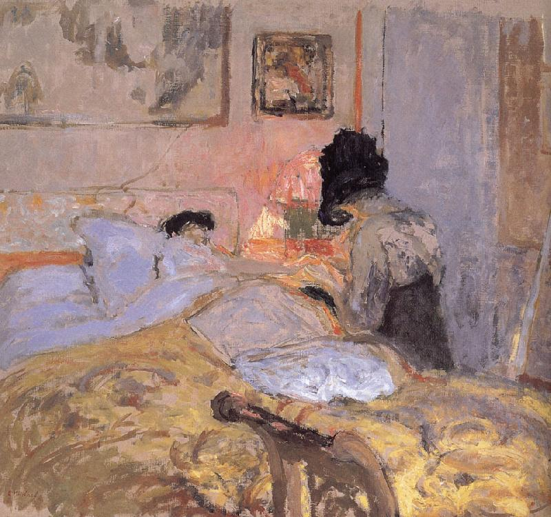 Edouard Vuillard Nail Beautification Division