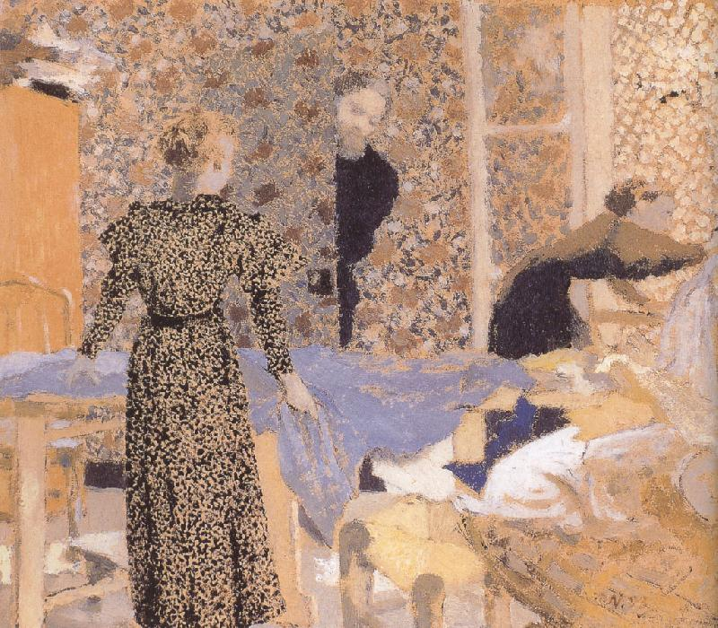 Edouard Vuillard Table