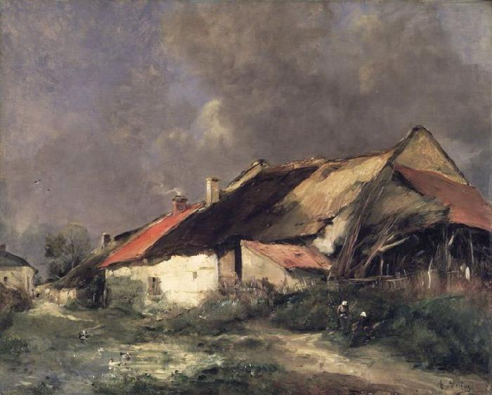 Antoine Vollon After the Storm