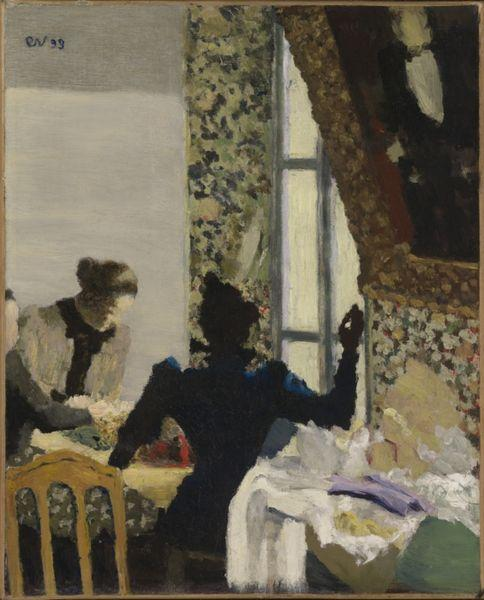 Edouard Vuillard Thread