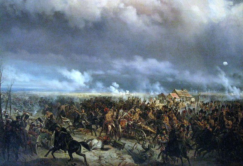 Bogdan Villevalde Battle of Grochew