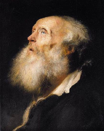 Jan lievens Study of an Old Man