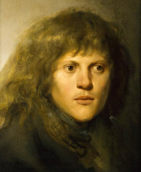 Jan lievens Self-portrait