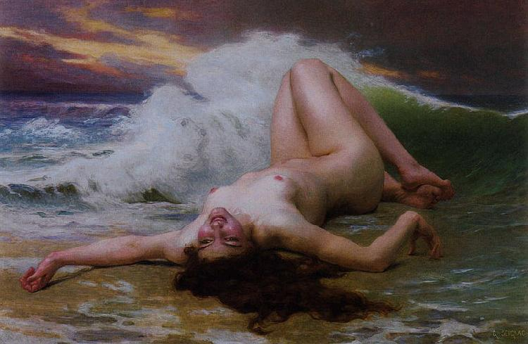 Guillaume Seignac The Wave