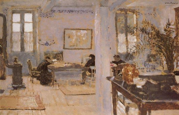 Edouard Vuillard In a Room