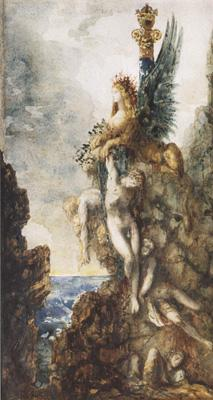 Gustave Moreau The Sphinx (mk19)