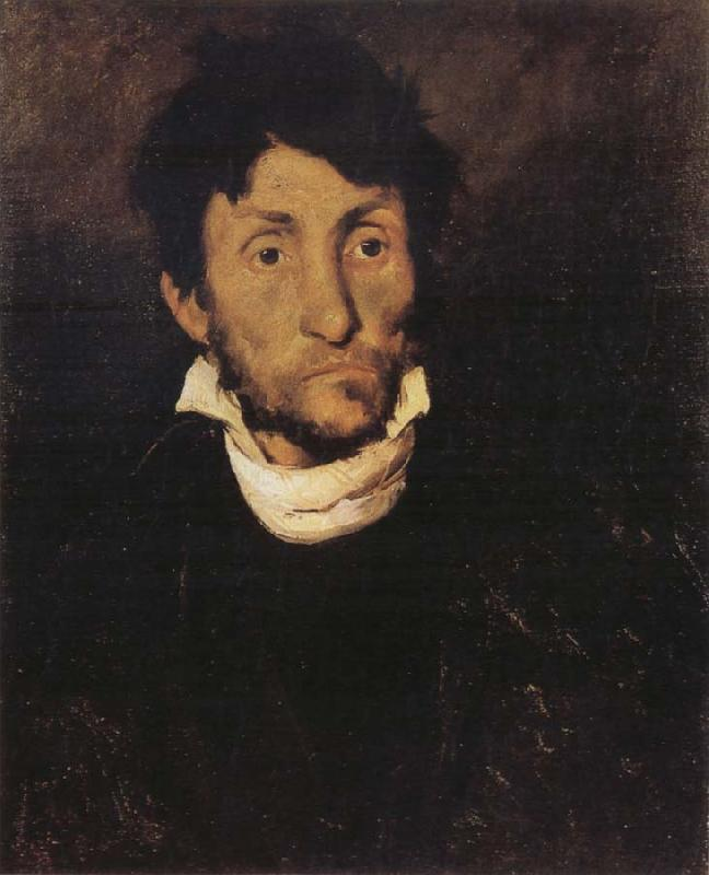 Theodore Gericault The Cleptomaniac