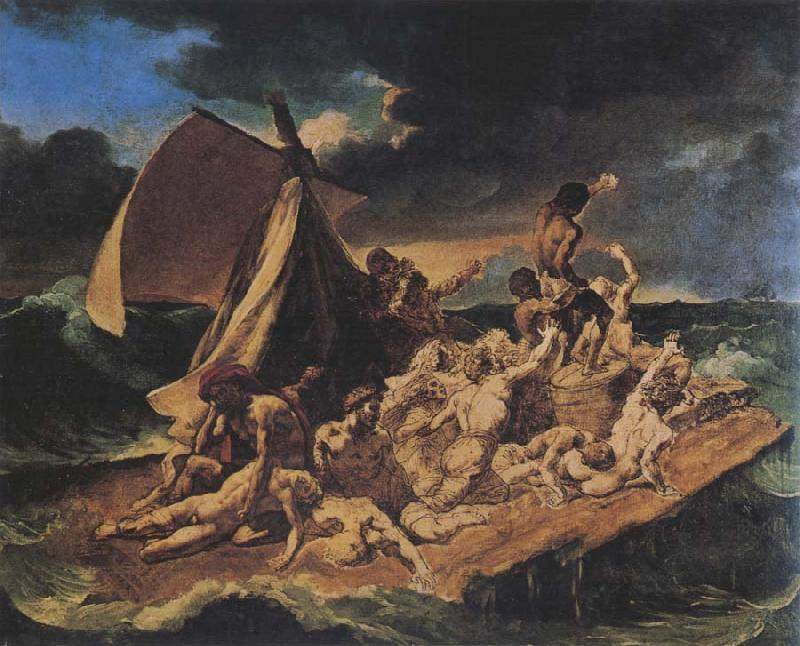 Theodore Gericault The Raft of the Medusa